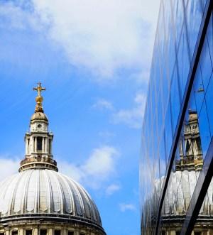 Kuppel von St. Paul's, One New Change