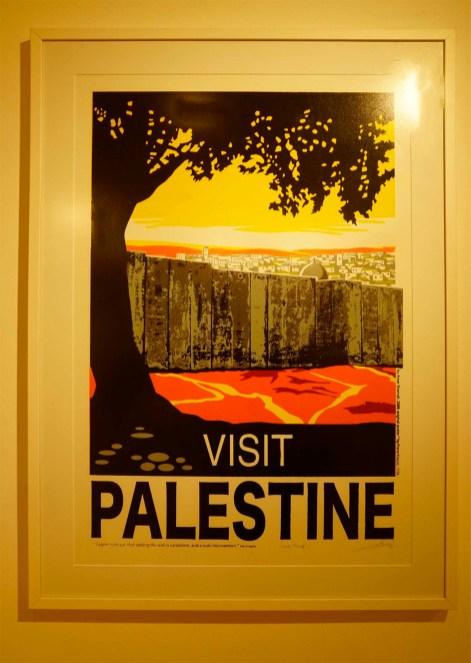 "Amer Shomali ""Post ""Visit Palestine"" (2009)"