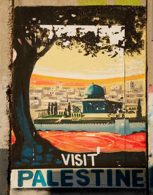 Mauer in Bethlehem