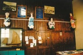 Southwold Sailor´s Reading Room (Interieur)