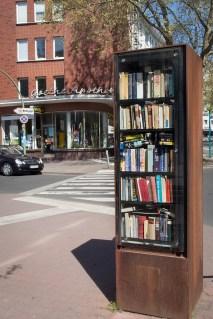 Die Eintracht, Goethe und die Bücher