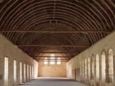 Abbaye de Fontenay (Dormitorium)