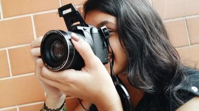 A profissão, fotografia.