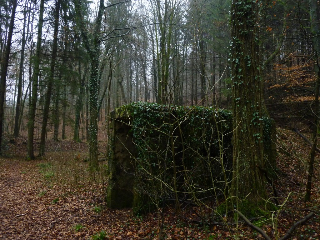 Runde durch das Helenental - Alte Pulvermühlen