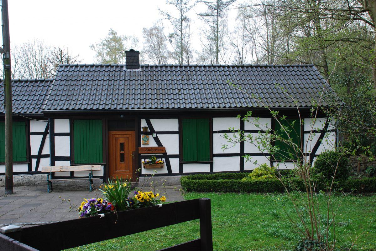 Steigerhaus im Muttental