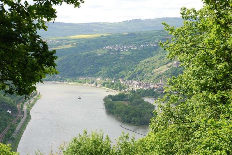 Rheinsteig Mädels 2012 065