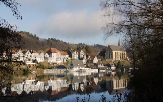 Beyenburg - Unterwegs an der Wupper