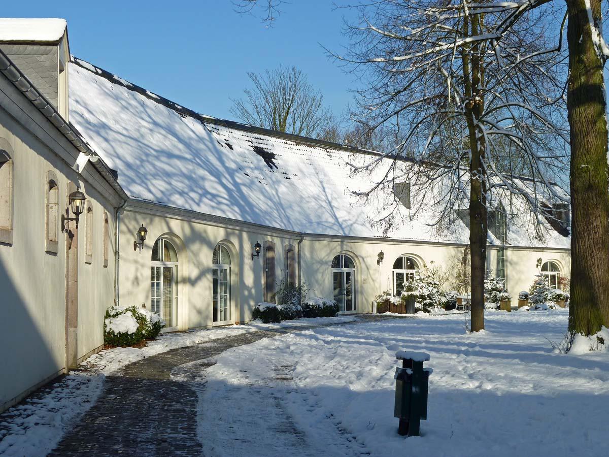 Remisen am Schloss - Winterliches Leverkusen