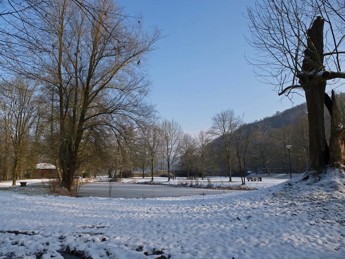 Herrliche Winterstimmung