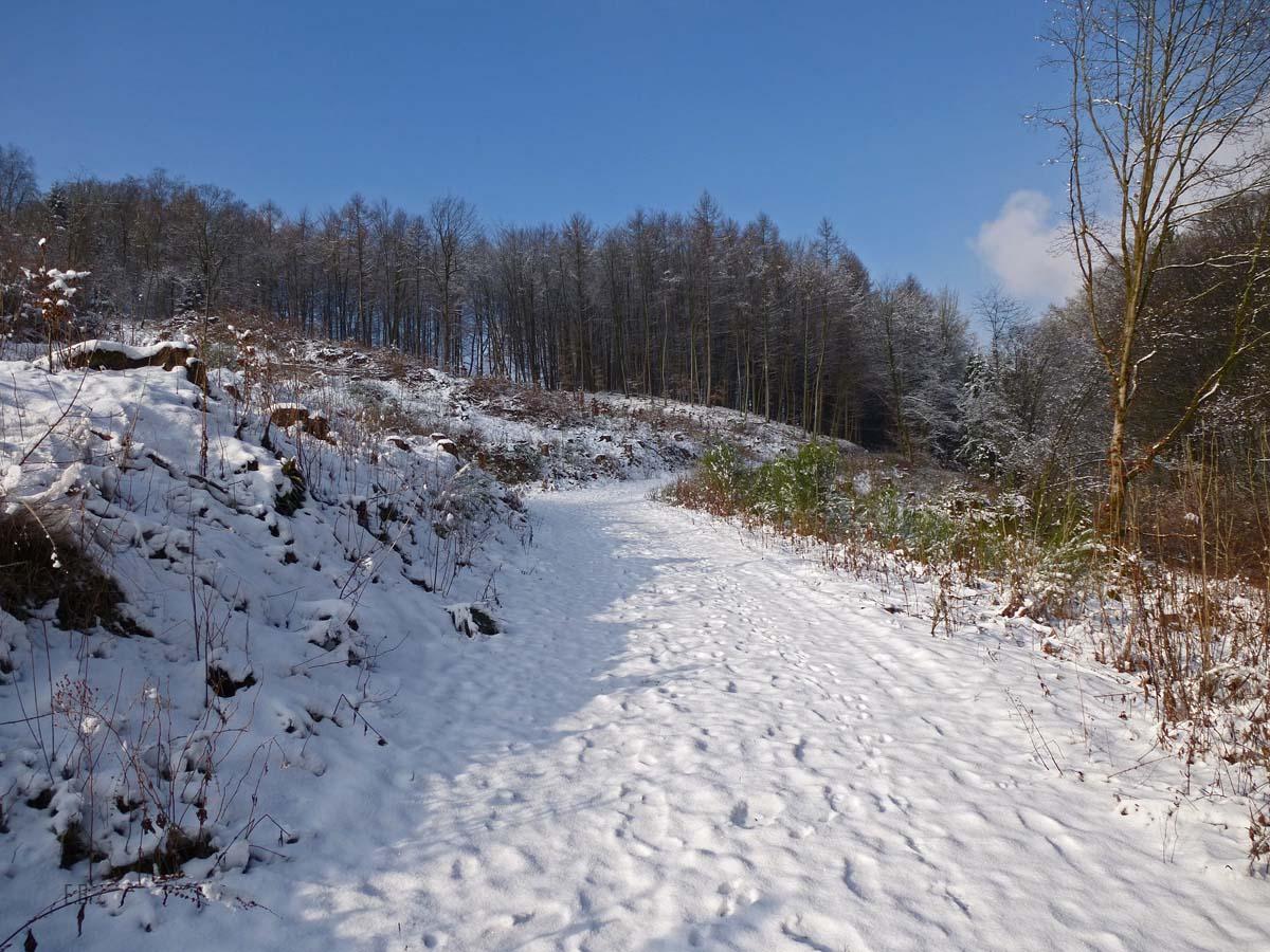Schneewege