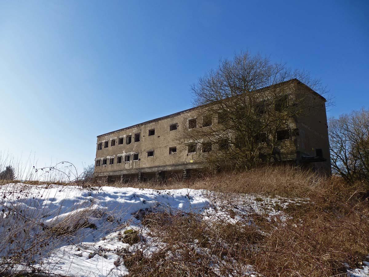 Heimschule - Ruine