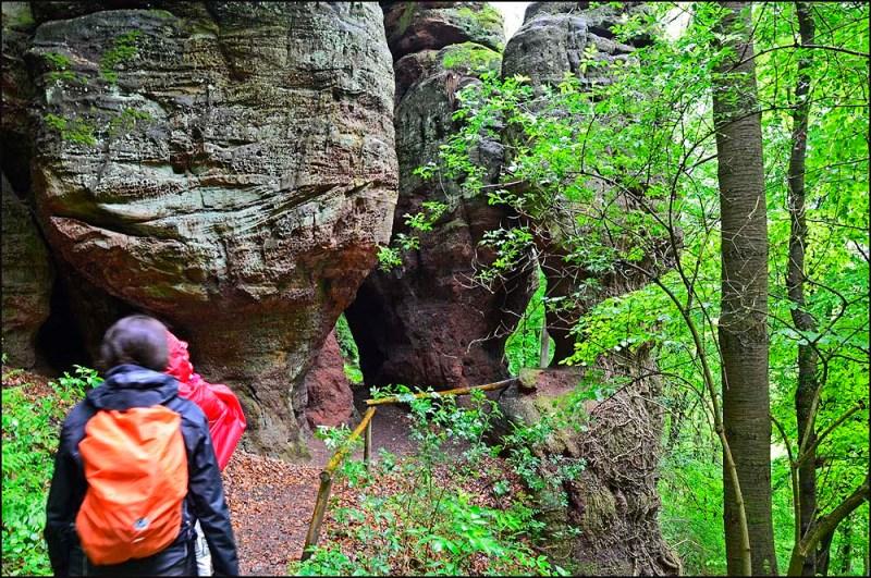 Kasteler Felsenpfad (106) - Unterwegs im Traumschleifenland
