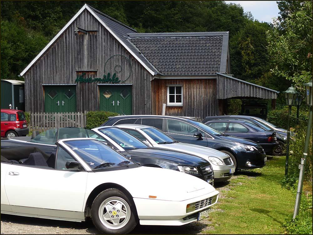 Cabrios an Neue Mühle