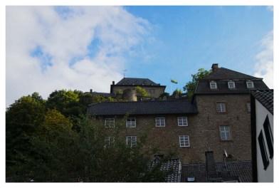 Burg oberhalb Blankenheim
