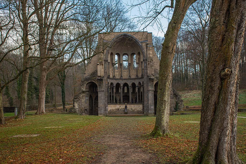 Siebengebirge - Kloster Heisterbach - Sieben Berge