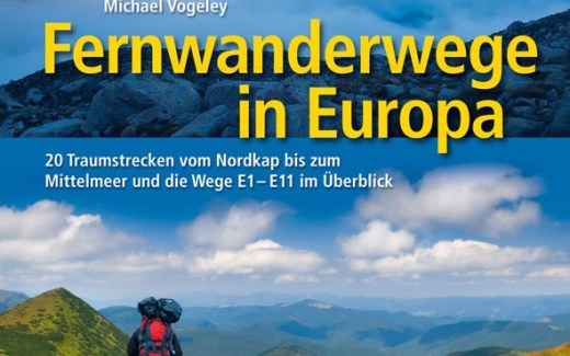 Fernwanderwege in Europa
