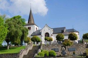 Die Pfarrkirche St. Cyriacus