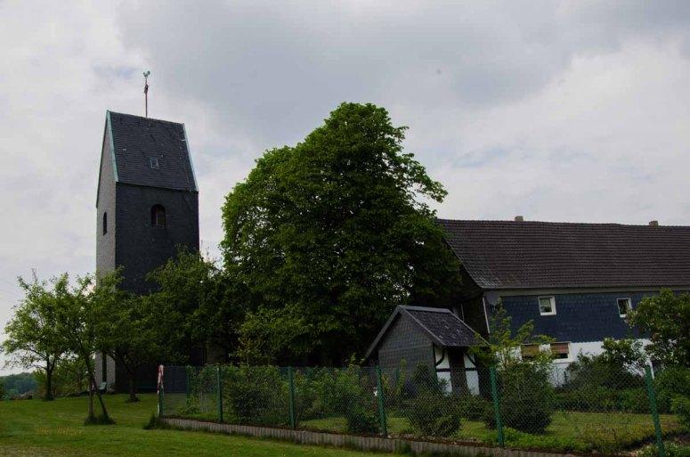 Von Hof zu Hof - Windrather Kapelle