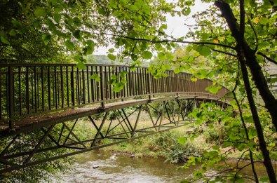Brücke - Nohener Nahe Schleife