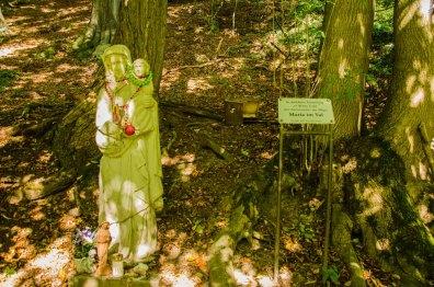 Maria im Tal, eine Gedenkstätte des Namengebers Benno Lohn