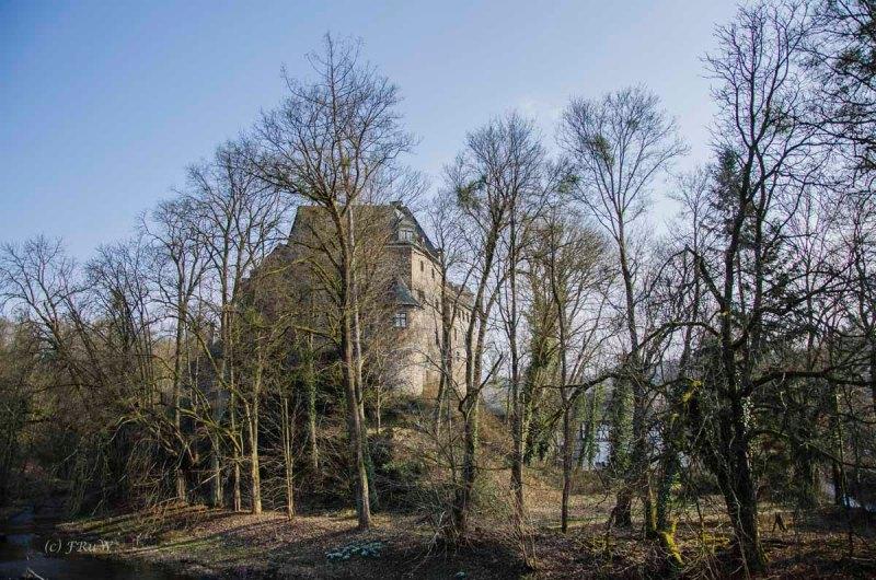 Schloss Schönstein, heute in privatem Besitz