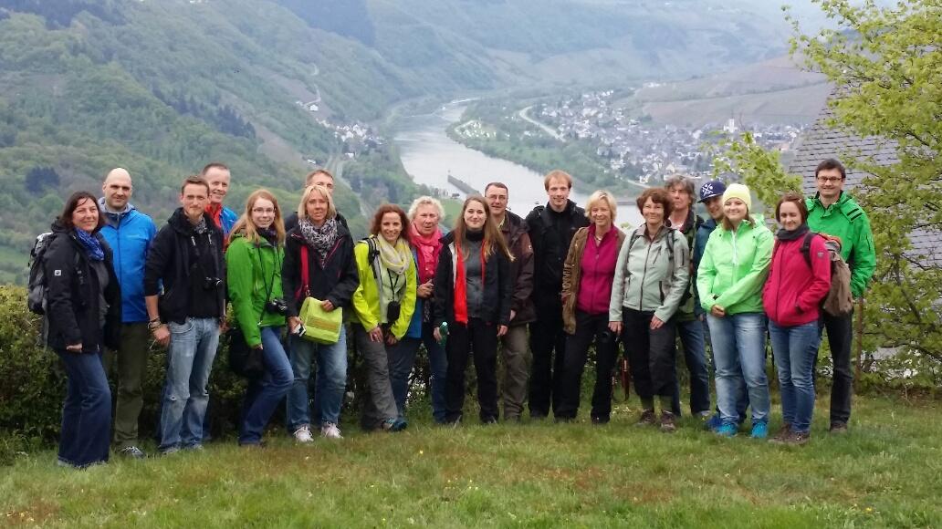 Bloggerwanderung in Bernkastel-Kues an der Mosel
