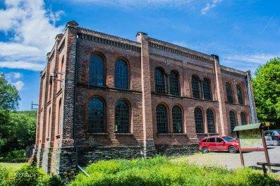 """Hüttenmuseum """"Carlswerk"""" Mägdesprung"""