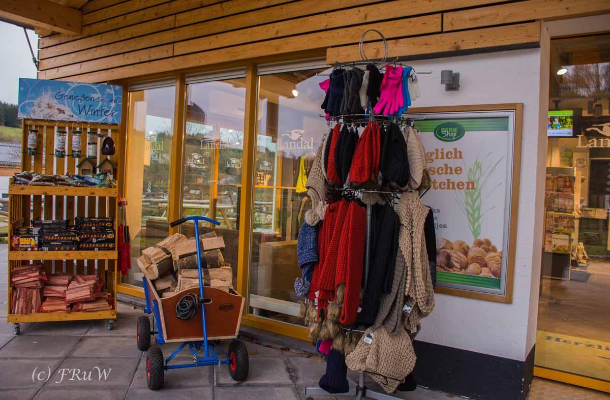 Landal Shop