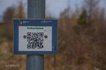 Den QR Code einscannen und schon landet ihr auf der Seite des Drf- und Heimatverein Wildberg e.V.