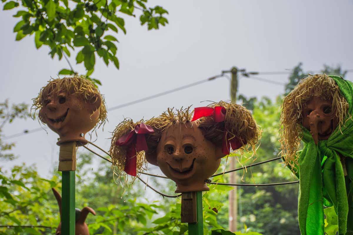 Gartenwächter Fotografische Reisen Und Wanderungen In Deutschland
