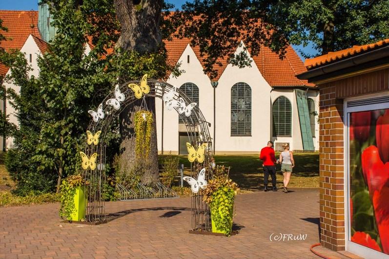 Liebesbogen in Hermannsburg