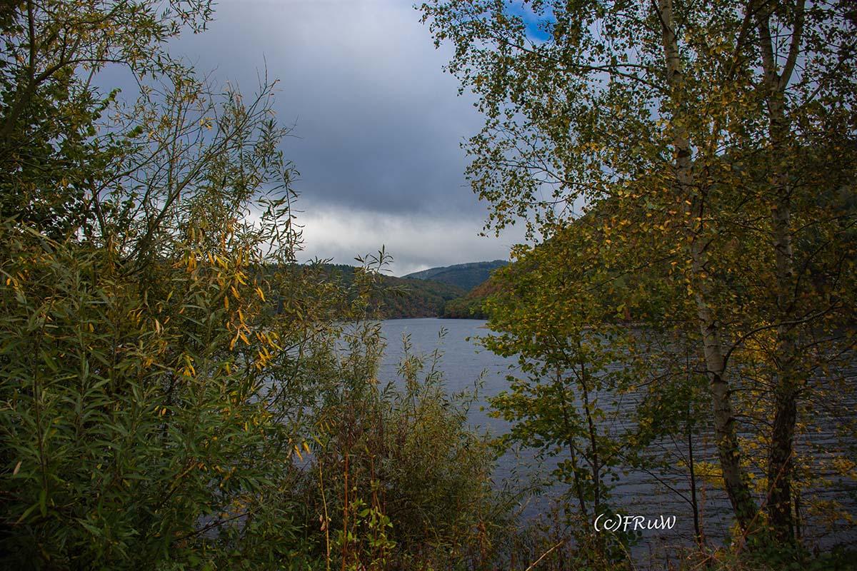 Wasserland-Route am Rursee