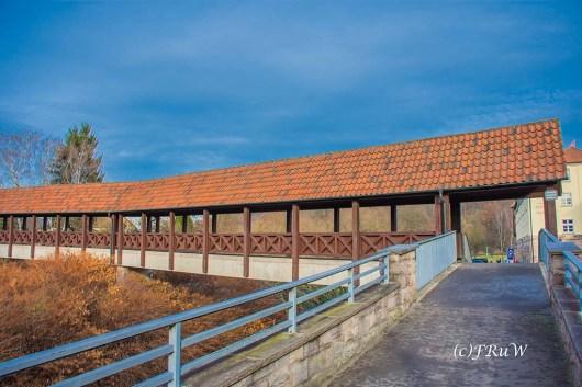 Brücke über die Fulda