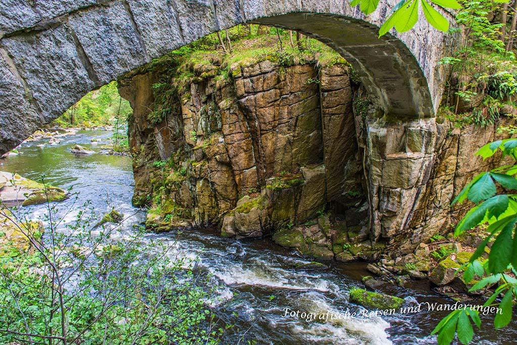 TOP Wandervorschläge im Harz - Jungfernbrücke