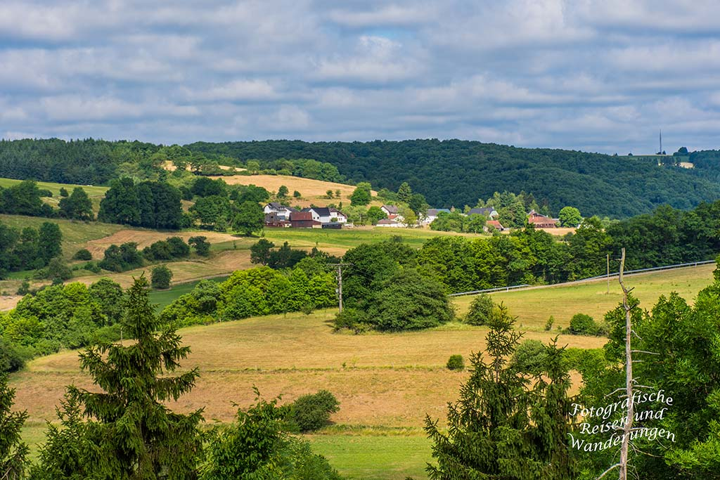 Wanderwege in der Eifel