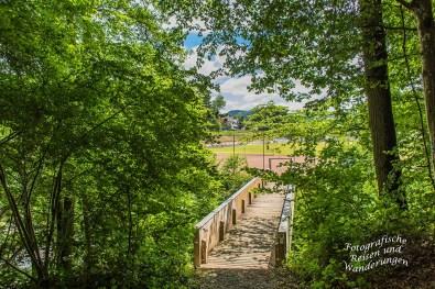 Brücke über die Prüm