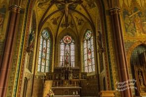 Innenraum Pfarrkirche St. Margareta Olpe
