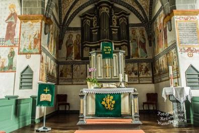 Altar Bonte Kerke Lieberhausen