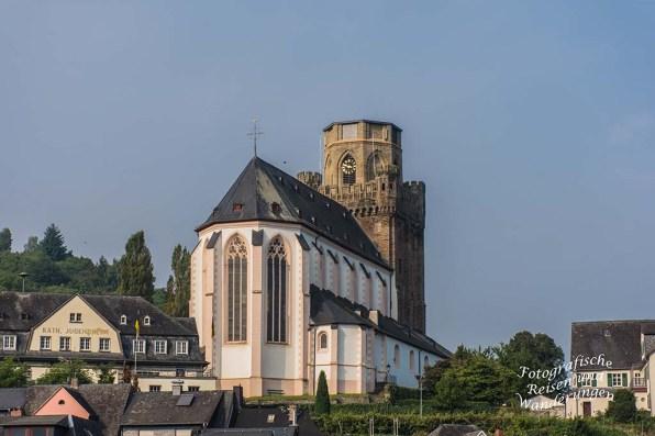 St. Martinskirche, erste Hälfte des 14. Jahrhunderts