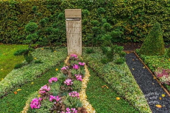 Grabgestaltung im Arminiuspark - Landesgartenschau 2017 Bad Lippspringe