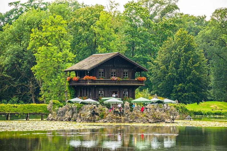 Schweizerhaus in der Anholter Schweiz