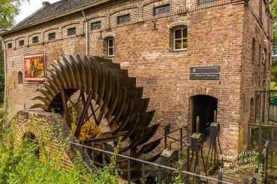 Wasserrad Wijmarse Watermolen