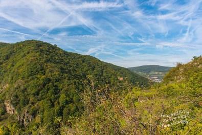Traumhafte Herbstlandschaft Walporzheim