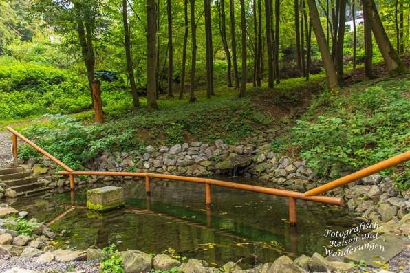 Wassertretbecken Kürrenberg