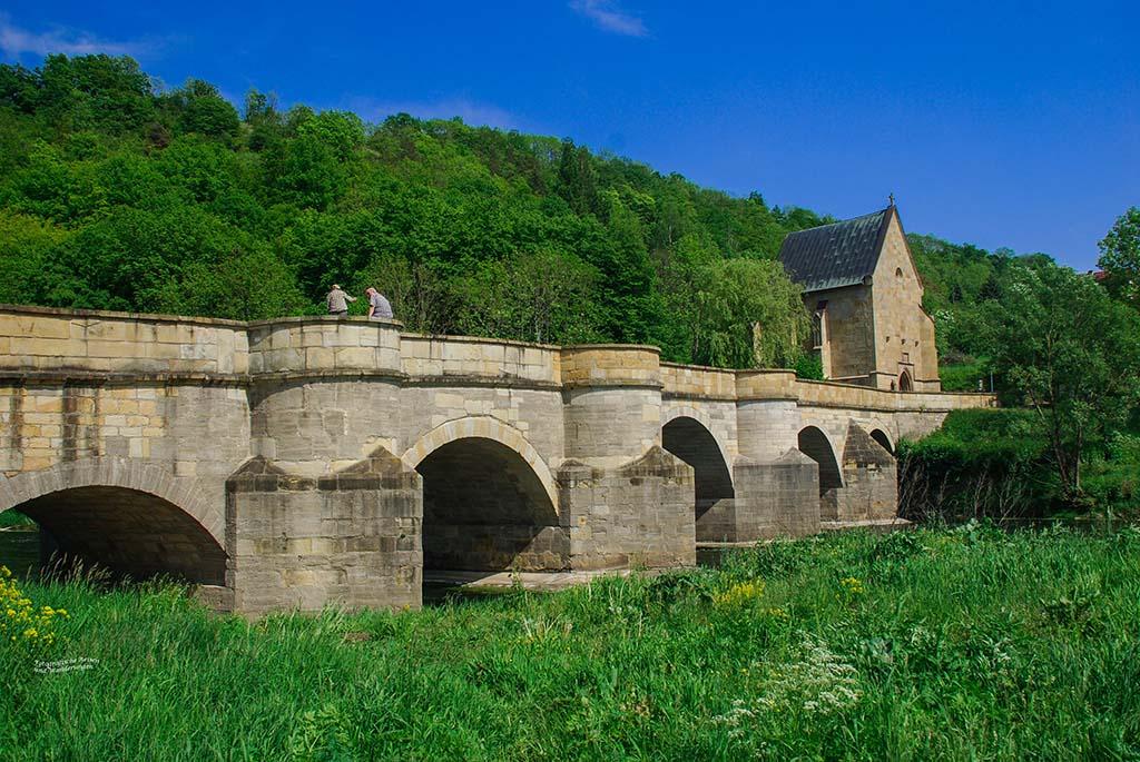 Werrabrücke - Sehenswürdigkeiten in der Nähe von Eisenach