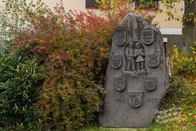 Denkmal in Boos