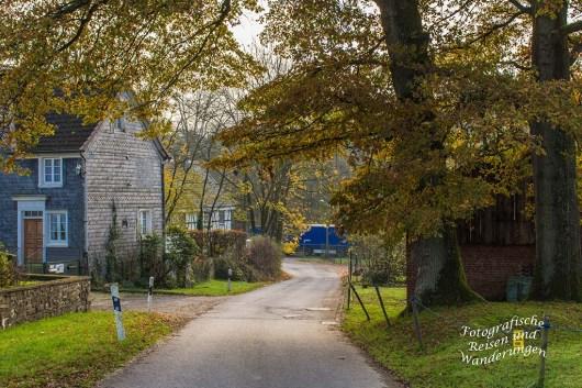 Straßen von Bierenbachtal
