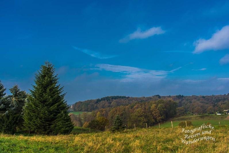 Oberbergische Landschaftsidylle