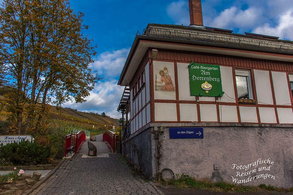 Cafe´-Biergarten Zum Herrenberg