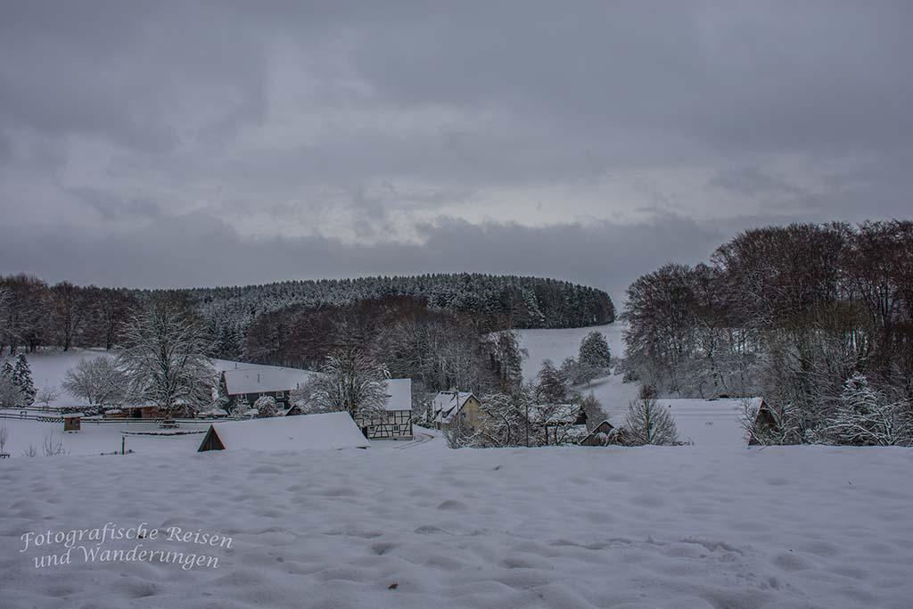 L´OMMER JON – Winter in Lindlar